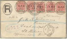 St Helena Incomming mail Deadwood Camp St Helena from the Berard Du Plessis collection St Helena, Saints, Bullet Journal, War, History, Collection, Santos, Historia, History Activities