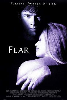 Fear - a 1996 American thriller film Scary Movies, Great Movies, Awesome Movies, Halloween Movies, Drama Movies, Horror Movies, Love Movie, Movie Tv, Movies Showing