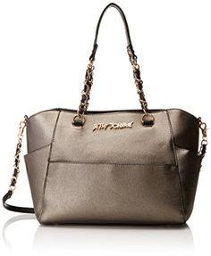 Betsey Johnson Hidden Treasure With Detachable Crossbody Satchel Bag from $28.99 by Amazon BESTSELLERS