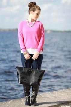 On Wednesdays We Wear Pink : thetrendyprofessional.com