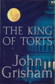 """15 - The King of Torts  JOHN GRISHAM DOUBLE DAY New York London Toronto Sydney Auckland 2 1 3 4 5 6 7 8 9 10 11 12 2 13 14 15 16 17 18 19 20 21 3 22 23 24 25 26 27 28 29 30 31 32 4 33 34 35 36 37 38 39 40 41 42 43 5 44 45 46 47 48 49 50 51 52 53 54 55 56 57 58 59 jaws together, and let the moment pass. As he helped her into her BMW, she whispered, """"Why don't you stop by for a few minutes?"""" Clay sprinted to his car. 60 6 61 62 63 64 65 66 67 68 69 7 70 71 72 73 74 75"""