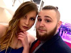 #couple #selfie #prom 💯❤️