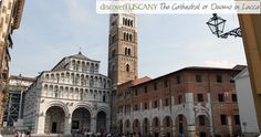 San Martino, the Cathedral of Lucca: The Duomo in Lucca