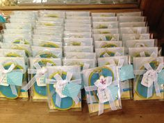 Under The Sea Baby Shower. Flip Flop Luggage Tags For Favors.
