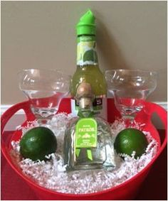 Margarita Gift Basket | Gift Basket Ideas | Pinterest | Margarita ...