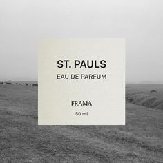 "171 Likes, 6 Comments - FRAMA (@framacph) on Instagram: ""We are excited to announce that our St. Pauls Eau de Parfum is now open for pre-order in the Online…"""