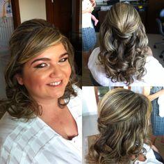 Make e cabelo para aniversário ❤️ #JobDoFds