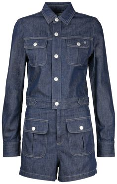 Overall LORETTA von ALEXA CHUNG for AG JEANS shop online at www.REYERlooks.com