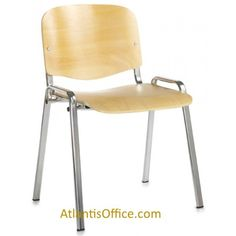 Taurus Wooden Conference #Chairs  Product Code: BOXTAU11W Availability: 10 Price: £47.76 Your Cost: £40.50   Taurus Wooden Conference Chairs  Beech Seat & Back  Meeting Conference Chairs  Stylish and Comfortable Versatile stacking #chair