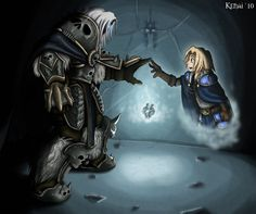 The Ultimate Warcraft Arthas And Jaina Cosplay Got Even ...