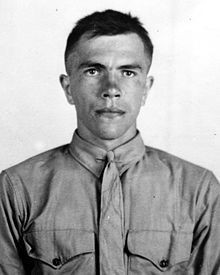 Michael Strank. A Slovak who was brought to the USA as a child..He was a U.S Marine and one of the men who raised the flag at Iwo Jima.