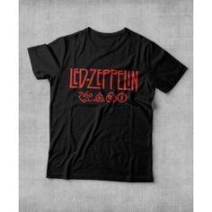 Camiseta Led Zepplin