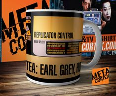 No Facepalms here, only receptacles to hold your favourite English tea based beverage served at high temperatures.  Our ceramic mugs are dishwasher safe, Bright white in colour and with a high gloss finish.  Images and Colour Swatches are intended as a guide only and do not represent the final product.  Meta Cortex products are hand printed to order from our own repertoire of designs created inhouse.