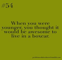 I loved the boxcar children!