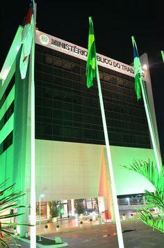 Inauguração Ministério Público do Trabalho