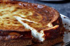 Klassisk cheesecake | Opskrift på dejlige ostekage fra SØNDAG