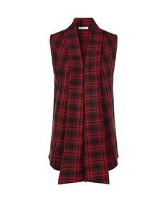 Plaid Plaid Plaid Windsor Plaid Vest #plaid #windsor #vest #womens_fashion #style #love