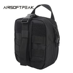 Check current price AIRSOFTPEAK Tactical Medical First Aid Bag Kit Pouch Hiking Military Emergency Waist Belt Pouch Hunting Utility Rescue Package  just only $14.57 with free shipping worldwide  #sportsbags Plese click on picture to see our special price for you