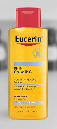 Eucerin Skin Calming Dry Skin Body Wash