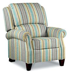 Carleton High Leg Recliner by La-Z-Boy