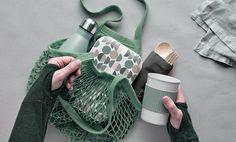 Zero waste tipy na produkty: 30 vychytáviek do domácnosti Zero Waste, Bucket Bag, Bags, Handbags, Bag, Totes, Hand Bags