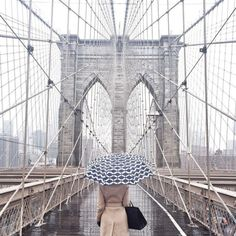 Sightseeing  · walking over the Brooklyn Bridge is a quintessential New York experience. To get good views of the Manhattan skyline, walk from the Brooklyn side over to Manhattan. The best times to go are in the early morning (to avoid the crowds)