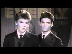 ▶ EVERLY BROTHERS - All I Have To Do Is Dream [ 60's Video in NEW STEREO ] - YouTube