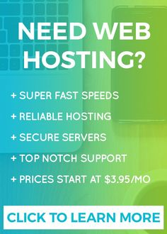 Finding a reliable web host is hard! You want a website host that has blazing fast speeds, is reliable and has great up-time, is secure and safe for WordPress website, and offers you amazing tech support. Plus being affordable doesn't hurt! Click to find out who this amazing host is and learn more. #affiliate