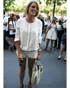 Sylvie Tellier, fashion