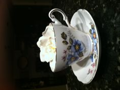Gardenia in a Tea Cup,   Spring in the South