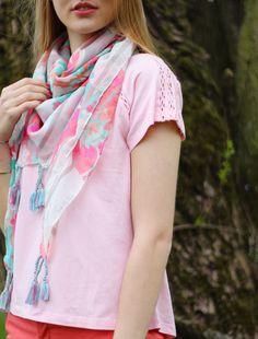 @tootz www.tootz.nl #top #shirt #open #pink #bloved #loved #beloved #b.loved #summer #ibiza