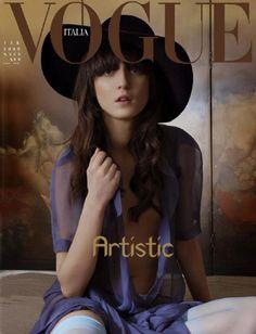 Artistic #Vogue