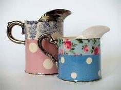 Chocolate Creative: ceramics