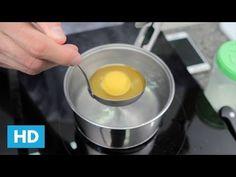 Como fazer Ovo Poche - ComoFaz