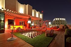 Private Residence – Modern Rooftop Garden
