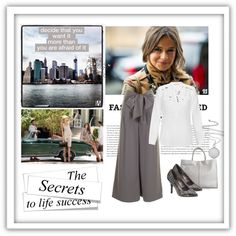 """""""The Secrets to life success"""" by wantering ❤ liked on Polyvore"""