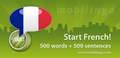 Mobilinga GmbH - Start French for Android
