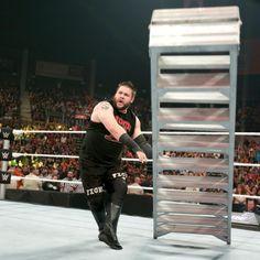 Dean Ambrose & Sami Zayn vs. Kevin Owens & Alberto Del Rio: Fotos