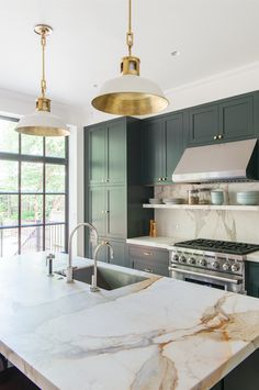 If you love traditional elements mixed with crisp modern rooms, than you will love this month's style stalk. It's literally ALL GOOD ov...