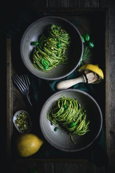 Bucatini Pistachio Pesto by Eva Kosmas Flores Try this delicious Bucatini Pistachio Pesto has creamy parmesan, nutty pistachio, fresh fennel fronds, basil, and parsley with a hint of lemon. Pasta Recipes, Cooking Recipes, Healthy Recipes, Oven Recipes, Bread Recipes, Soup Recipes, Chicken Recipes, Canapes Recipes, Icing Recipes