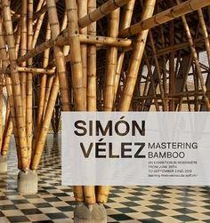 Simón Vélez at Rossinière Paper Architecture, Bamboo Architecture, Tropical Architecture, Concept Architecture, Sustainable Architecture, Bamboo Shop, Bamboo Art, Bamboo Crafts, Bamboo Ideas