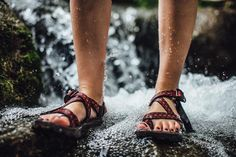 That traction though. #ChacoNation #ChacoLife