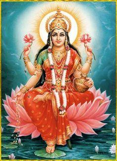 In ancient scriptures of India, all women are declared to be embodiments of Lakshmi Lakshmi hindu art Lakshmi wealth Lakshmi goddesses Lakshmi haram Lakshmi tanjore painting Lakshmi vaddanam Lakshmi bangle Lakshmi decoration Lakshmi necklace Indian Goddess, Goddess Art, Goddess Lakshmi, Ganesha Art, Krishna Art, Lord Ganesha, Lord Krishna, Qigong, Gayatri Devi