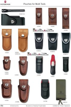 EDC kit multi tool cases