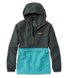 Find the best Women's Mountain Classic Anorak, Colorblock at L. Our high quality Women's Outerwear and Jackets are thoughtfully designed and built to last season after season. Outdoorsy Style, Yoga Pants Outfit, Outerwear Women, What To Wear, Winter Fashion, Street Wear, Fashion Dresses, Cute Outfits, My Style