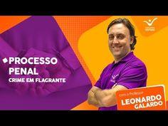 Concurso Virtual - Processo Penal - Crime em Flagrante - Leonardo Galard...