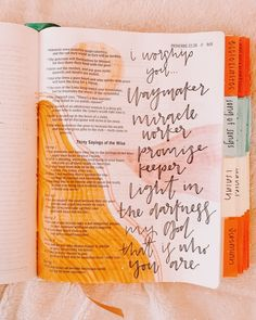 See more of aalleexxaahhh's content on VSCO. Art Journaling, Bible Study Journal, Bible Drawing, Bible Doodling, Bible Notes, My Bible, Bible Art, Bible Verses Quotes, Faith Quotes