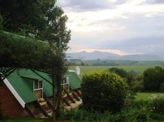 Blue Haze Cottage - Blue Haze Cottage is a lovely country getaway offering self-catering accommodation in Himeville in the Drakensberg. Blue Haze is only a two and half hour drive from Durban, and a mere 5 km from central . Weekend Getaways, Catering, Cottage, Cabin, Country, House Styles, Blue, Home Decor, Homemade Home Decor