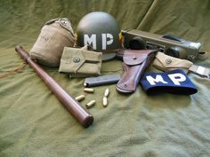 Army Uniform, Military Police, Us Army, World War Two, Ribbons, Wwii, Two By Two, United States, History