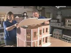 how its made s8 ep12- miniature houses - YouTube